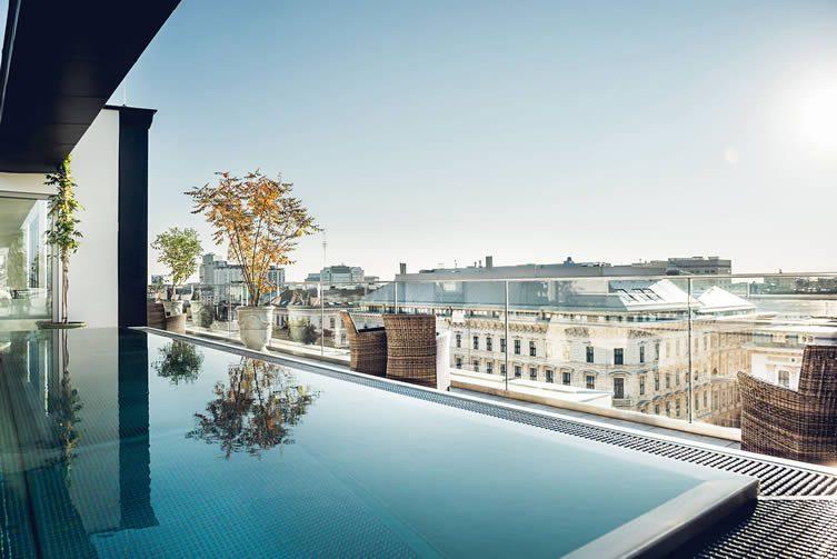 Grand Ferdinand, Vienna
