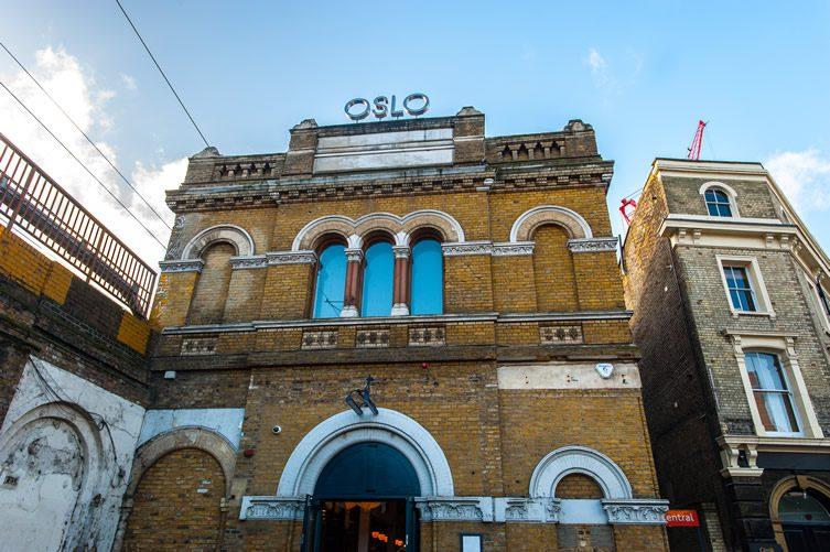 Oslo Hackney London
