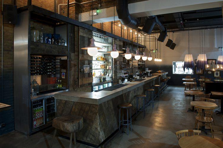 Oslo hackney london for Food bar oslo