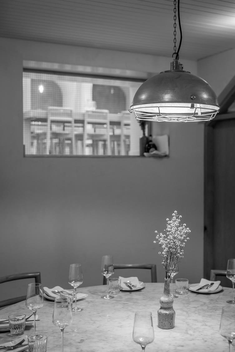 Osteria oggi adelaide simon kardachi restaurant design by for Adelaide design