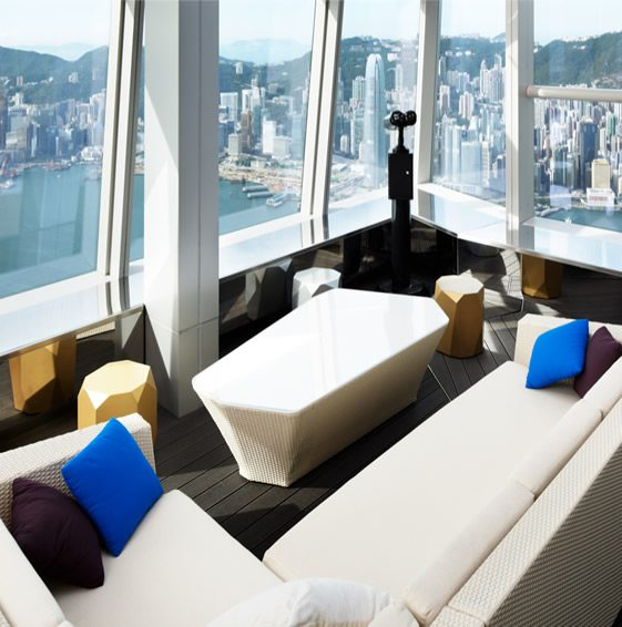 OZONE at The Ritz-Carlton, Hong Kong