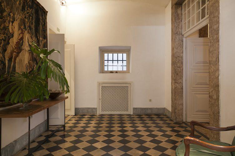 Palacio Belmonte, Lisbon