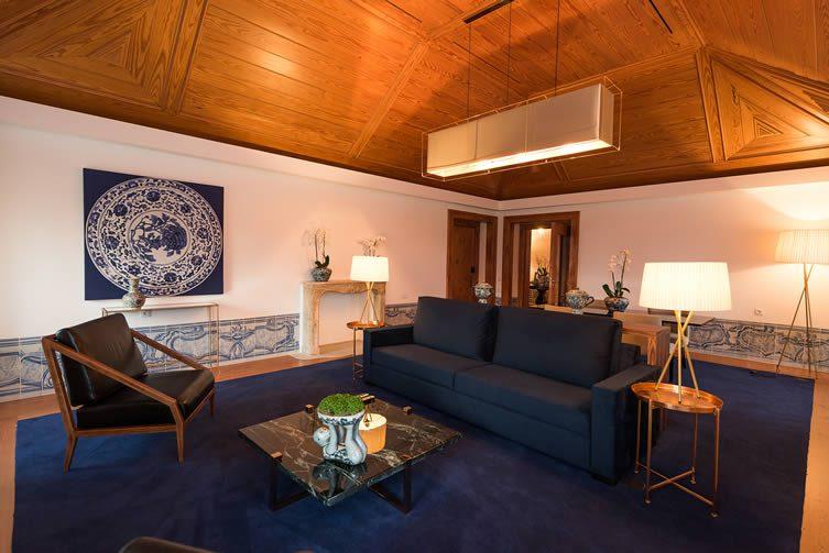 Pal cio do governador lisbon tower of bel m hotel for Luxury hotels lisbon