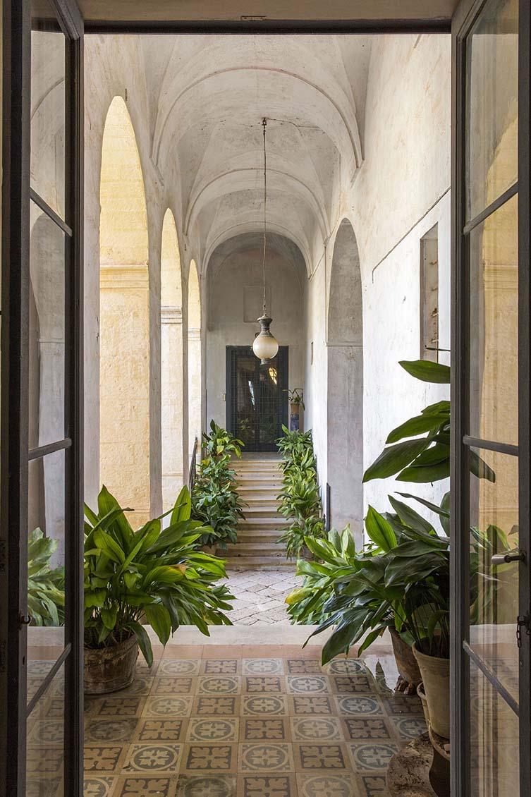 Palazzo Daniele Gagliano del Capo