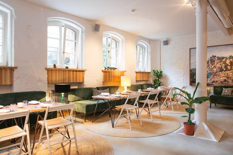 Panama Restaurant Bar Berlin Potsdamer Strasse