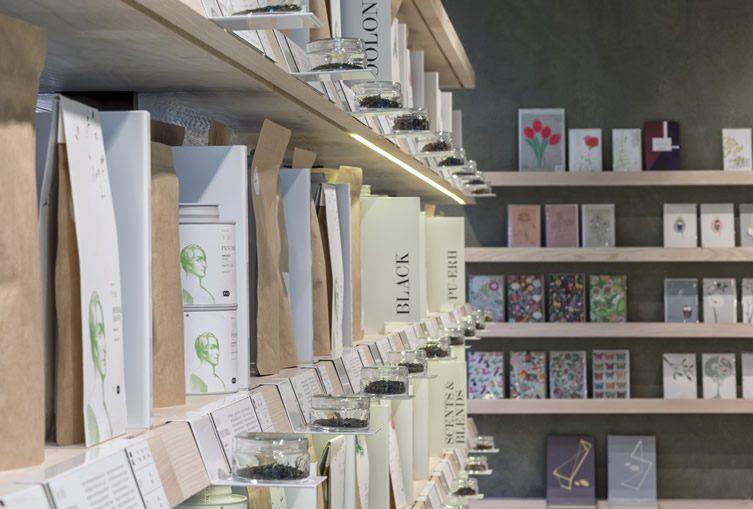 Paper & Tea Mitte — Berlin