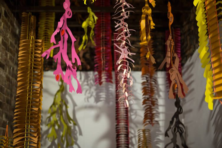 Bethan Laura Wood, Seaweed Kites