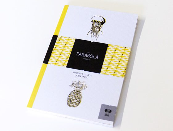 Design Geekery; The Parabola Project Issue II