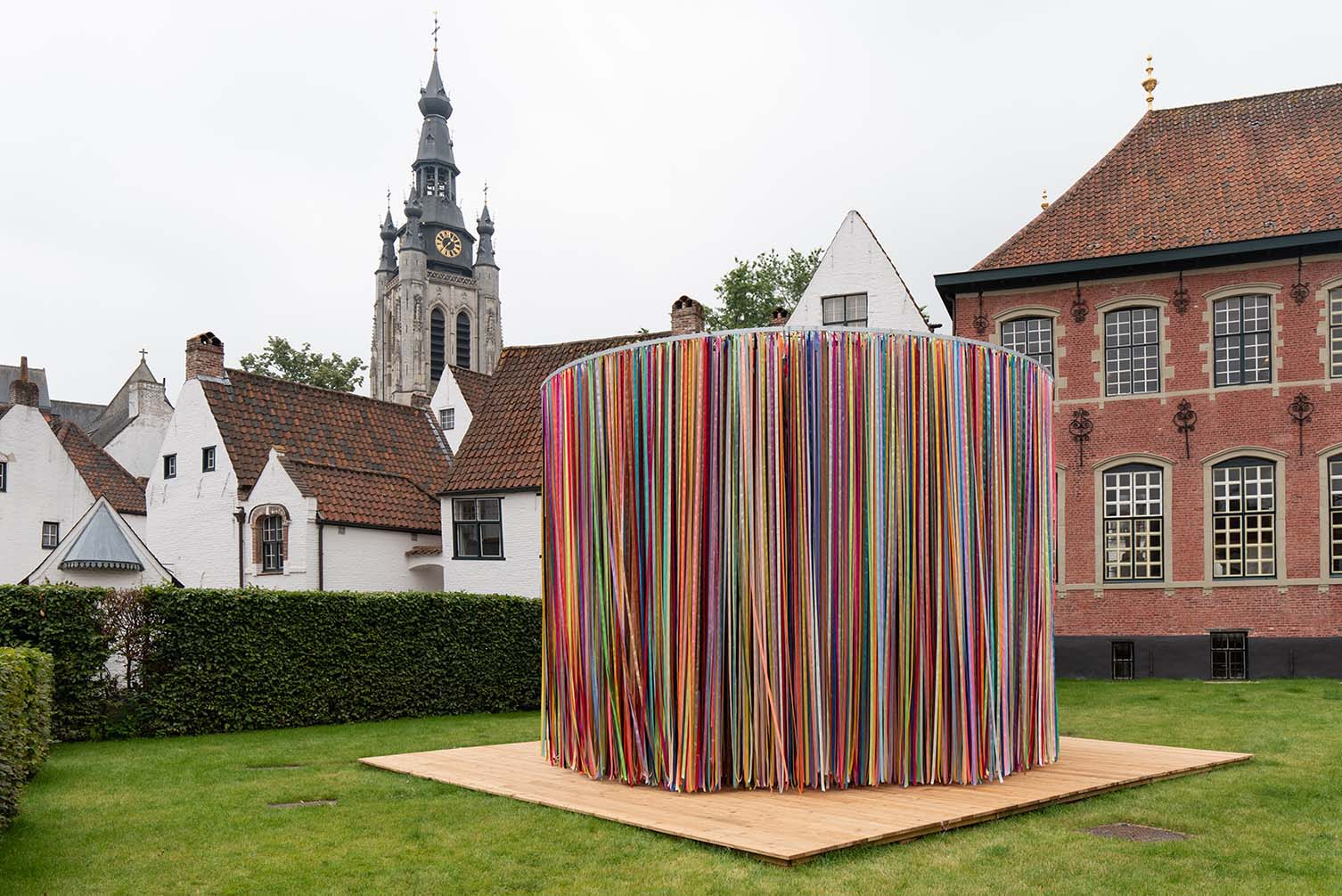 Paradise Kortrijk 2021, Kortrijk and Be-Part Curated by Hilde Teerlinck and Patrick Ronse