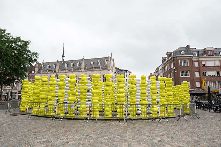 Kortrijk and Be-Part Curated by Hilde Teerlinck and Patrick Ronse