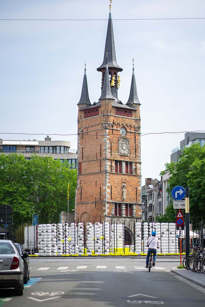 Paradise Kortrijk Art Installations