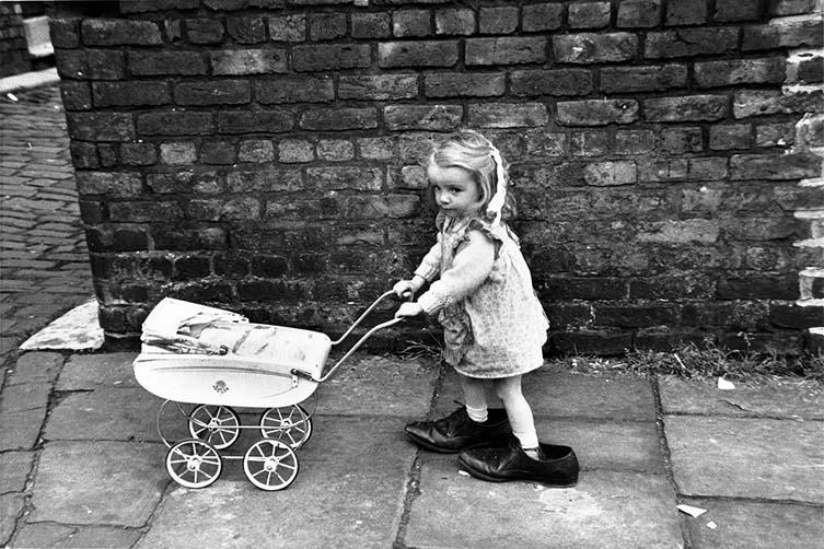 Shirley Baker, Manchester, 1966