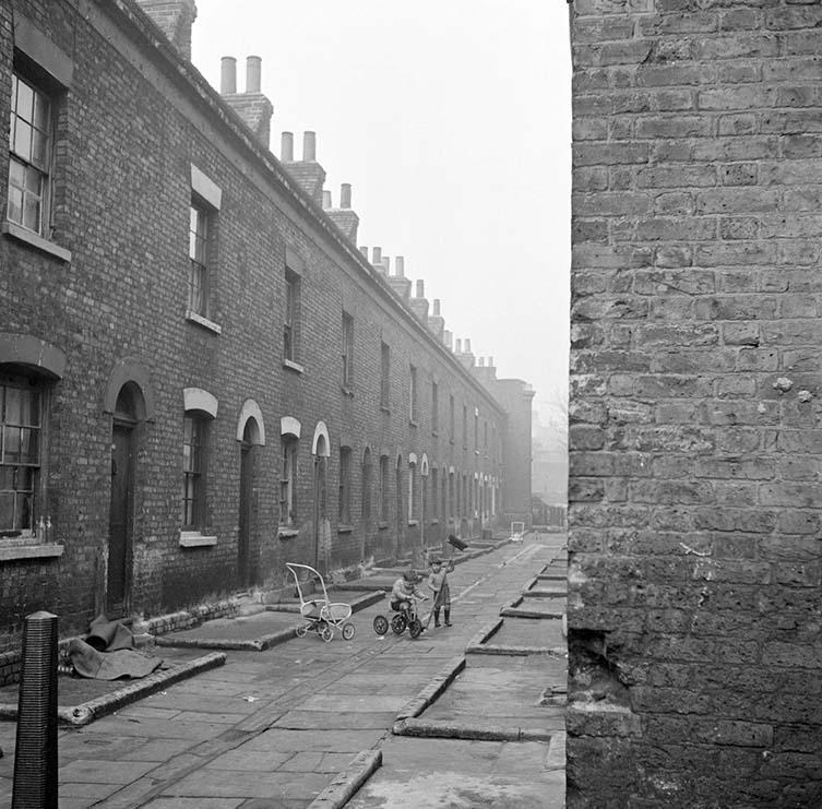 John Gay, London, 1960—1965