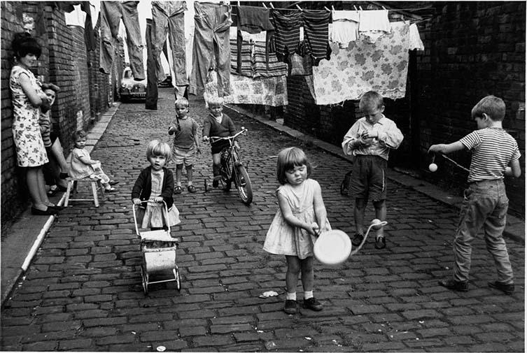 Chorlton-on-Medlock, Manchester, 1966