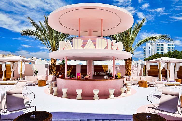 Paradiso Ibiza Art Hotel, San Antonio Bay Design Hotel Ibiza