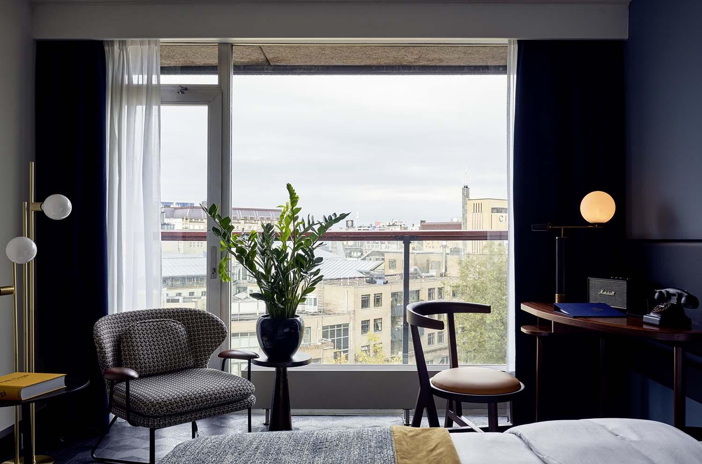 Park Centraal Amsterdam Hotel Situated Between Leidseplein and Vondelpark
