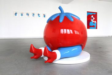 Parra, Salut at Alice Gallery