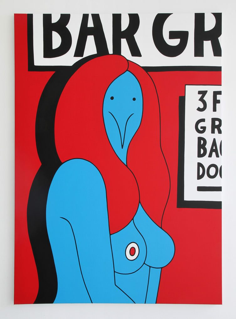 Parra Salut at Alice Gallery, Brussels