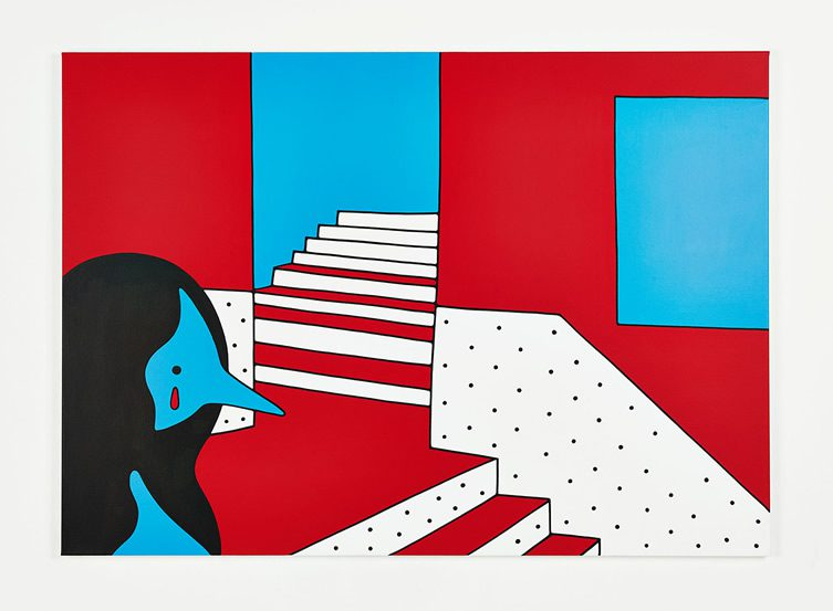 Parra — Yer So Bad at Jonathan LeVine Gallery, New York