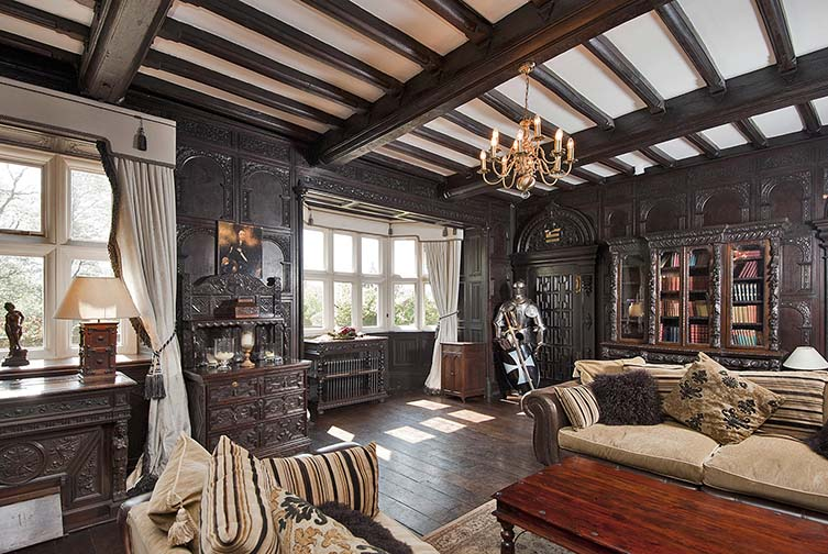 Blythe House, Caverswall, Staffordshire