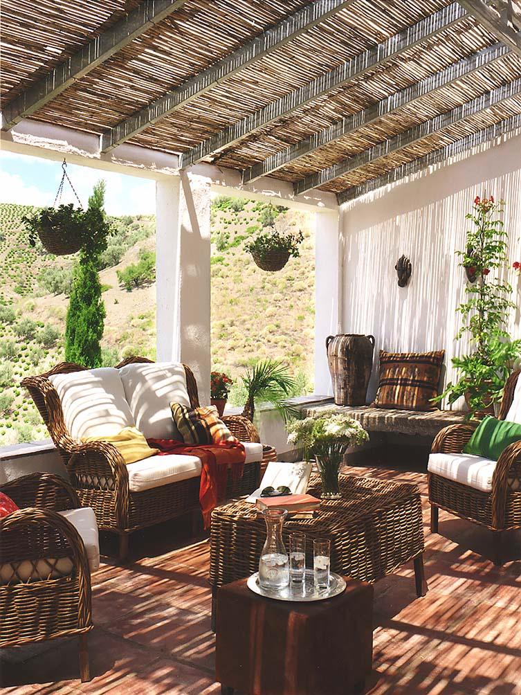 Spanish Farmhouse Estate, Malaga, Spain