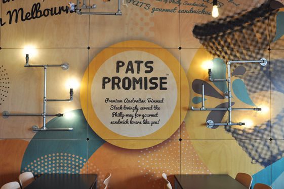 PATS – The Philly Way, Melbourne