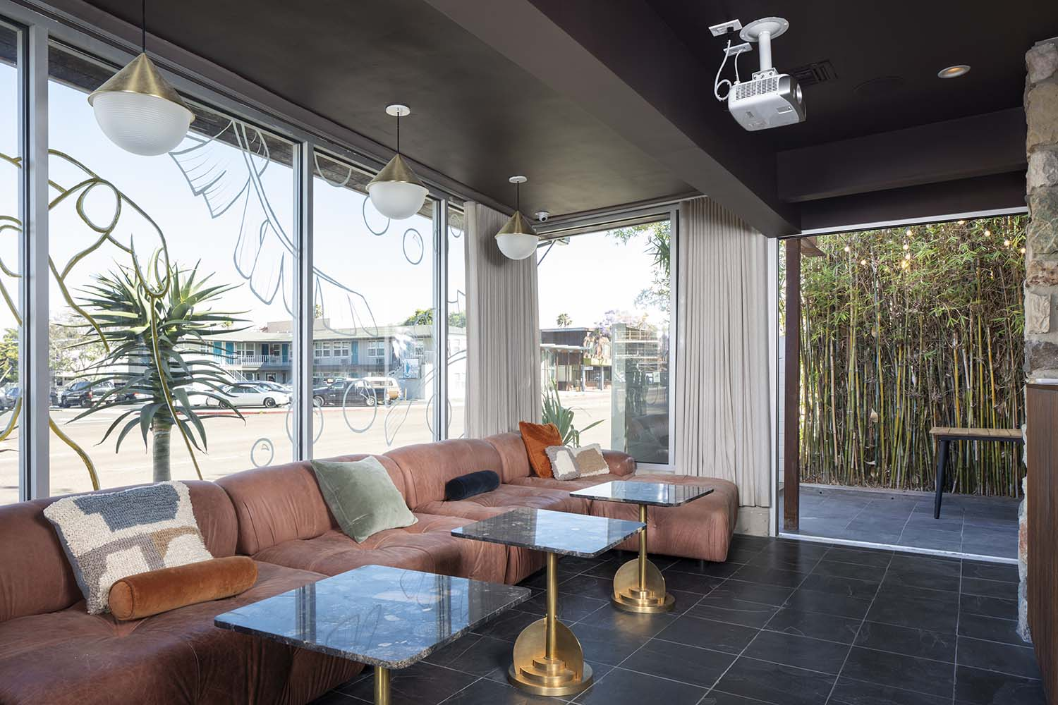 The Pearl Hotel San Diego, Iconic Motel by Casetta Group/Electric Bowery/Pow Wow Design Studio