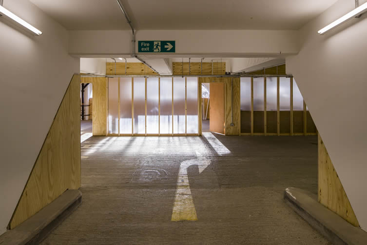 Peckham Levels: South London Cultural Venue Occupying Empty Levels of Multi-Storey Carpark