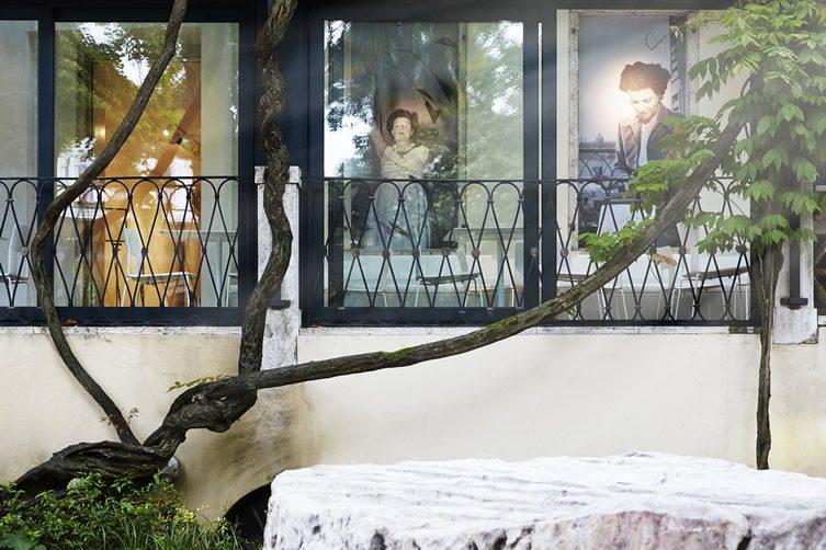 Peggy Guggenheim Café — Venice