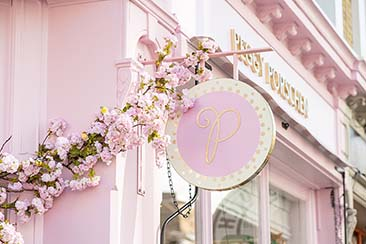 Peggy Porschen, King's Road