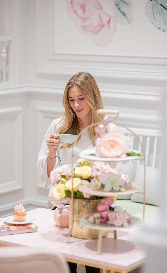 Peggy Porschen Chelsea, King's Road Cake Shop for Peggy Porschen Cakes