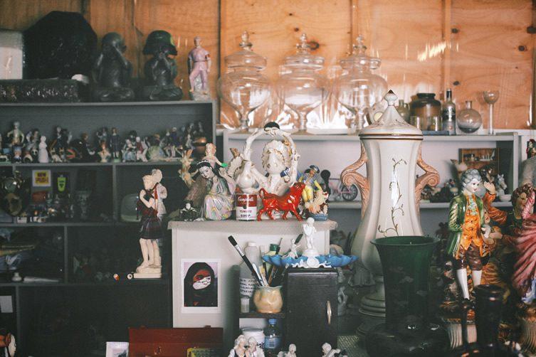 Penny Byrne Studio Visit
