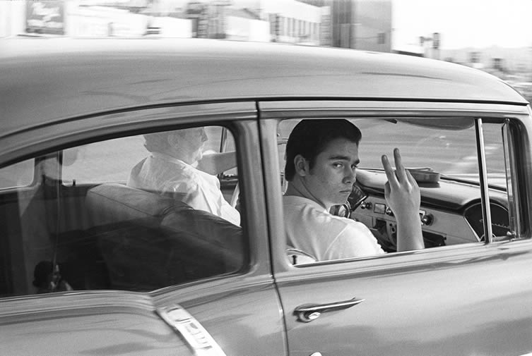 Mike Mandel, People in Cars Published by STANLEY/BARKER