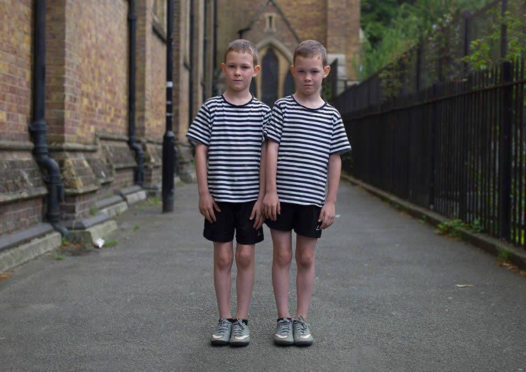 CALLUM AND MAX, Students