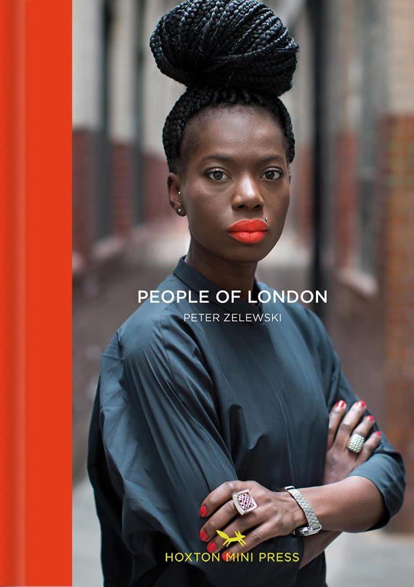 Peter Zelewski, People of London published by Hoxton Mini Press