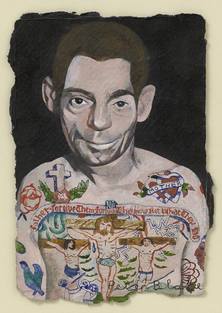 Tattooed Man 2