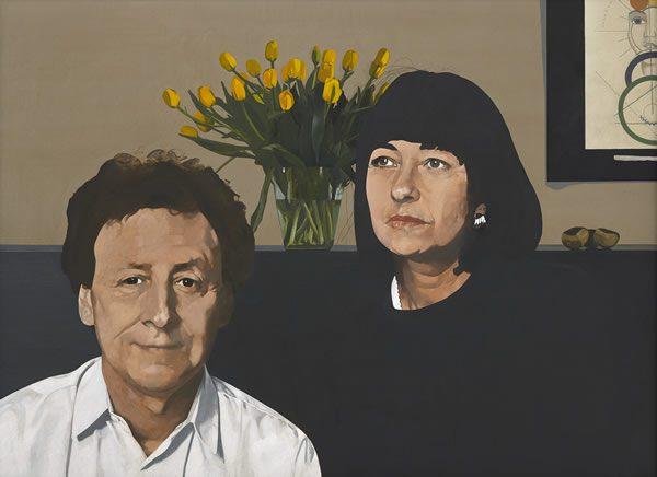 Leslie and Clodagh Waddington
