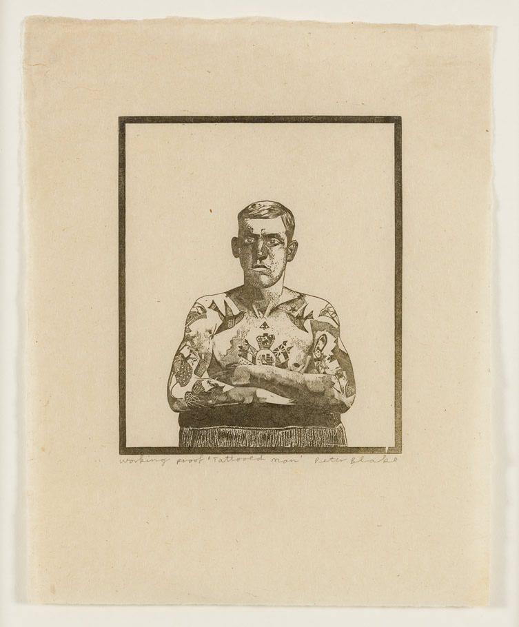 Peter Blake — Side-Show at Paul Stolper Gallery, London