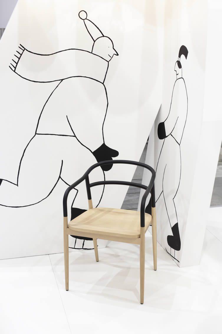 Stand Design at Maison et Objet