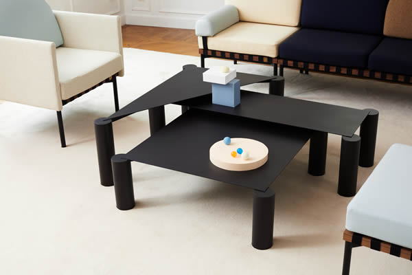 THIN Coffee Table by Max Enrich