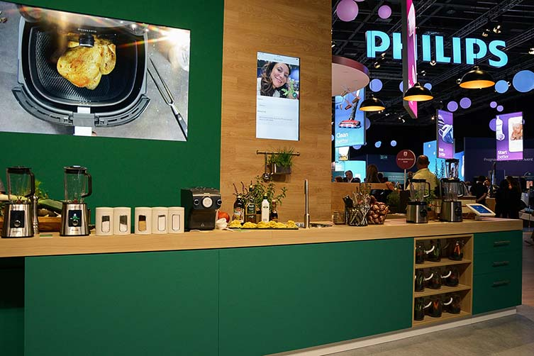 Philips at IFA Berlin: Philips Enhance Latest Consumer Electronics with Technological Advancements