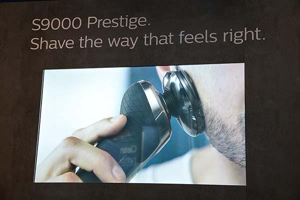 Shaver Series 9000 Prestige
