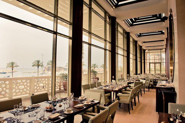 Phoenicia Hotel — Beirut, Lebanon
