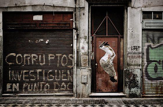 Josh Cole's Physical Graffiti