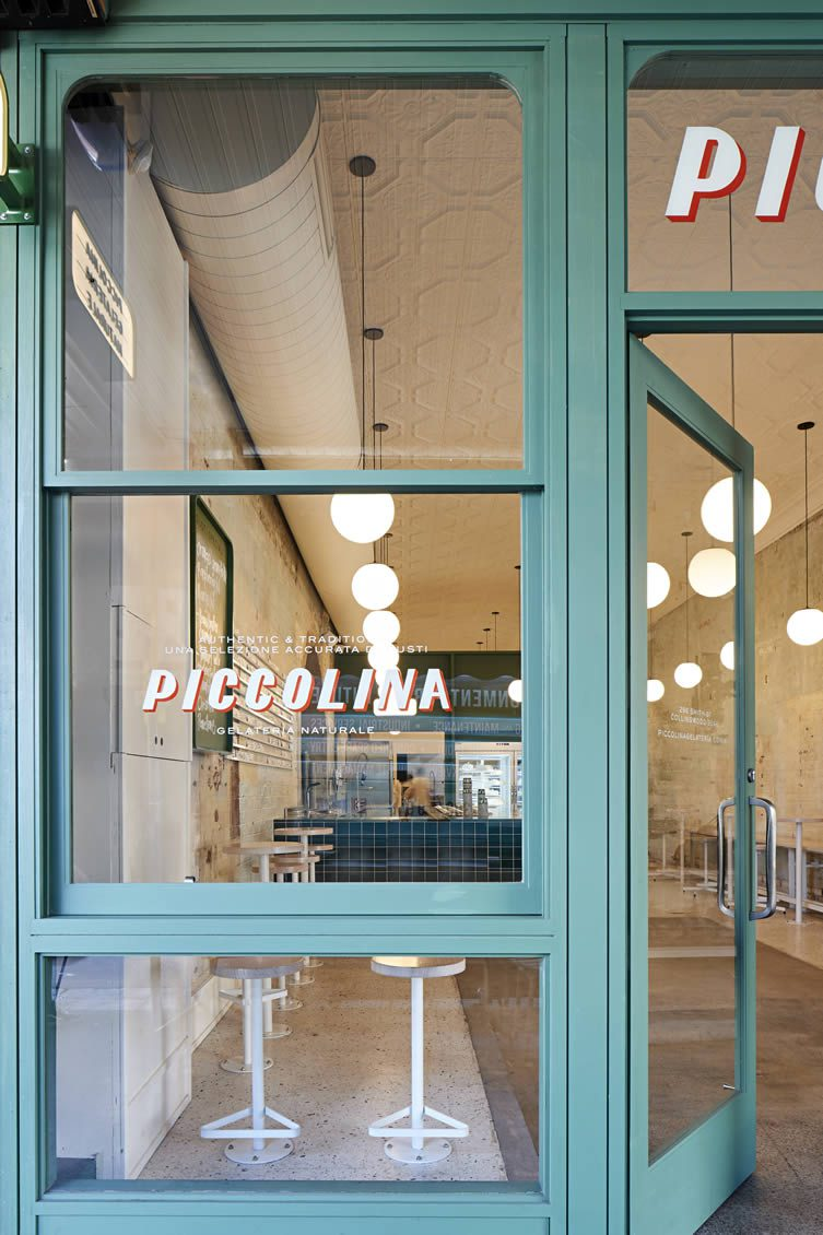 Piccolina Gelateria Melbourne