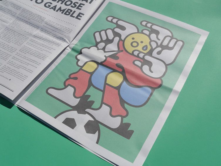 Pickles Football Magazine World Cup Edition