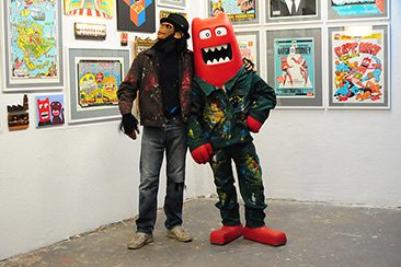 Lars Denicke and Peter Thaler — Pictoplasma 2013