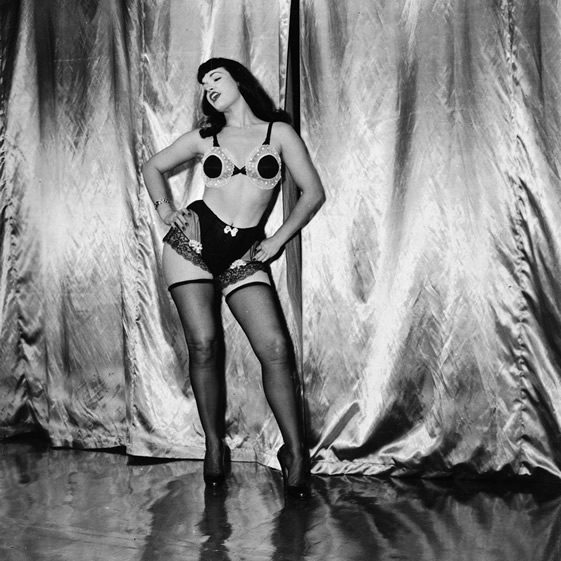 Ooh, Bettie!