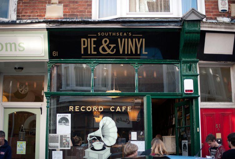 Pie & Vinyl, Southsea