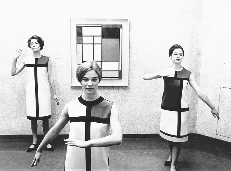 Fall Mondrian Collection 1965